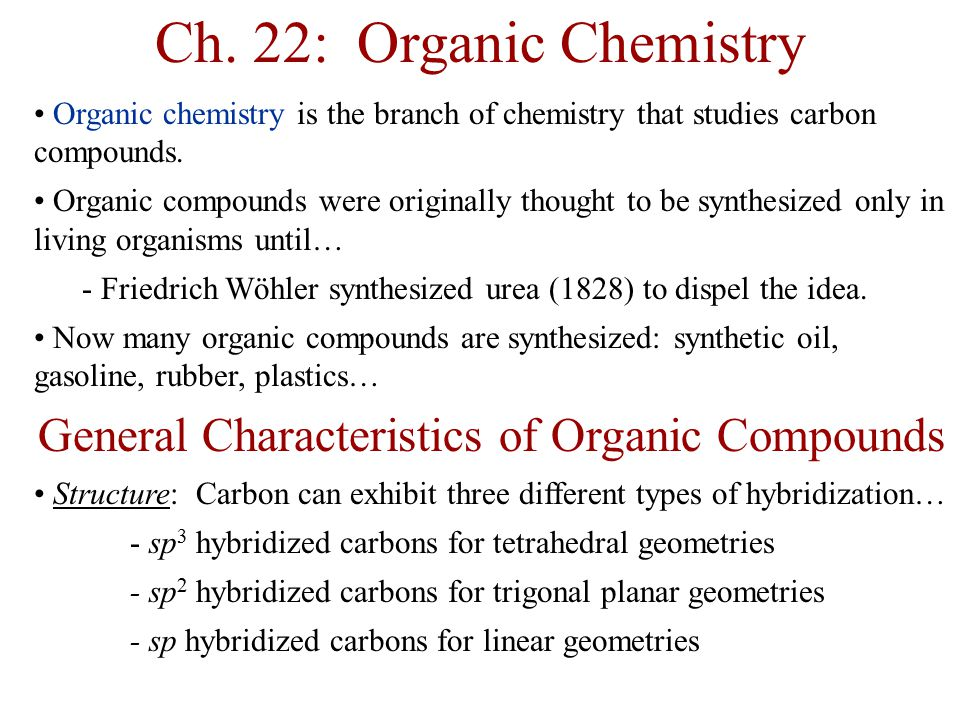 Carbon's Hybridization Remember: Carbon's hybridization relates to the # of atoms that it is bonded to… 4 atoms= sp 3 3 atoms= sp 2 2 atoms= sp