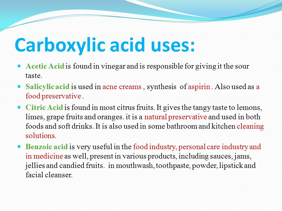Specific tests IV.Salicylic acid 2- Formaldehyde test: Procedure: few mg of sali.