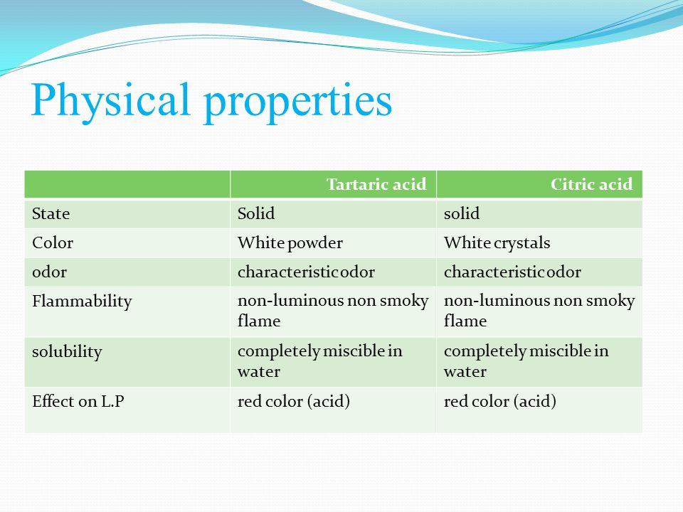 Specific tests I.Formic acid & Acetic acid 2- reduction test