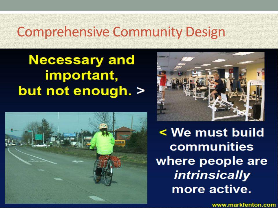 Comprehensive Community Design