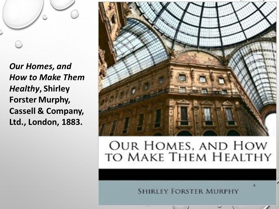 Women, plumbers, and doctors: Household sanitation Mrs.