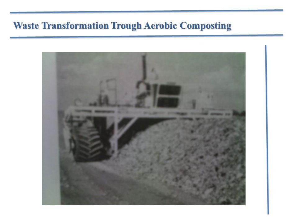Waste Transformation Trough Aerobic Composting