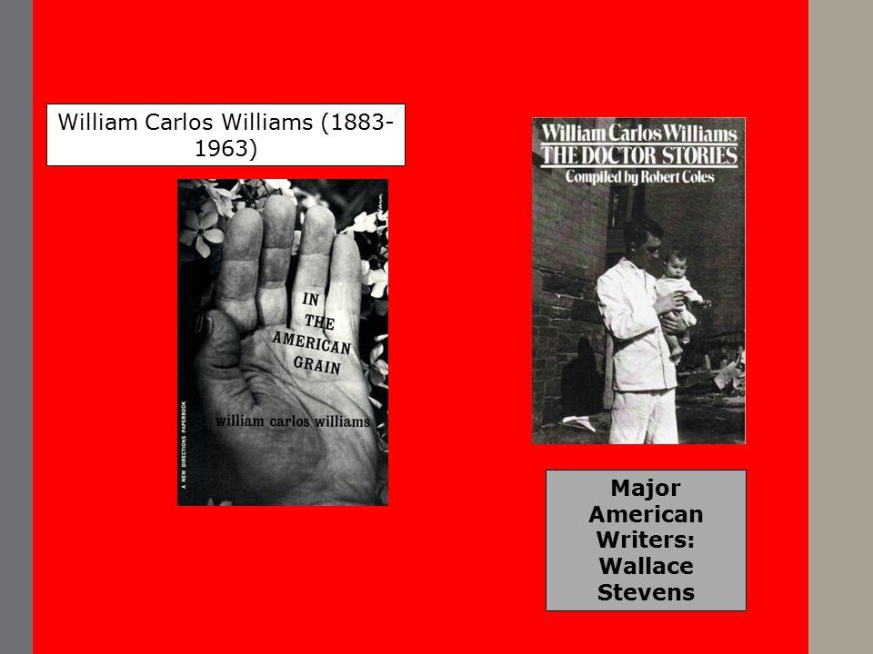 William Carlos Williams, Asphodel, That Greeny Flower BOOK I near to you.