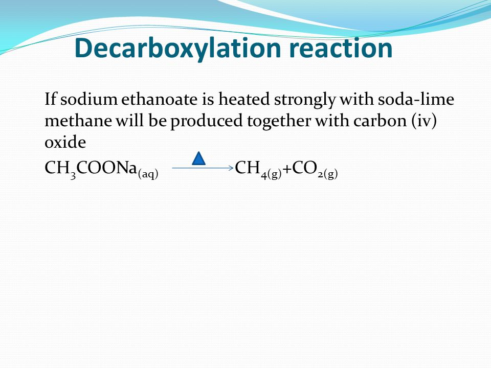 Chlorination Formation of acyl chloride:- glacial or anhydrous ethanoic acid reacts with phosphorus(v) chloride in the cold to form ethanoyl chloride,