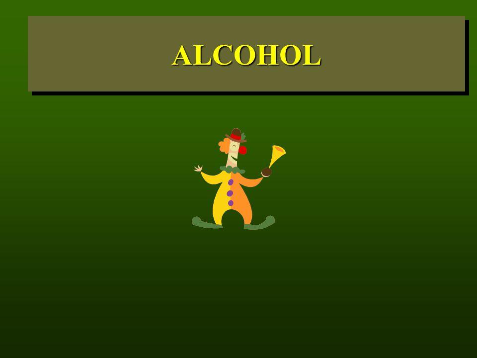 ALCOHOLALCOHOL