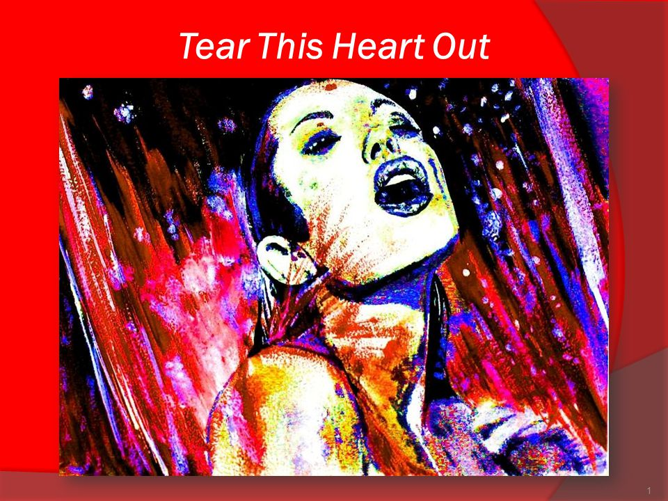 2 The Dismantling of the Traditional Mexican Woman in the Novel Tear This Heart Out by Angeles Mastretta Úrsula Olivo Capstone 2014 Advisors: Dr.
