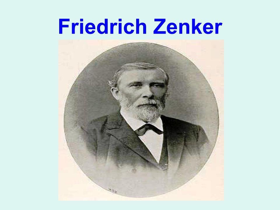 Friedrich Zenker