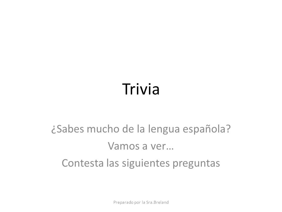 1.Which African country has Spanish as an official language.