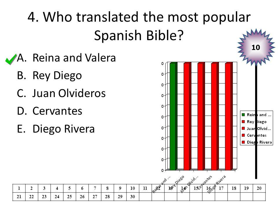 5.Charles V said he spoke Spanish when speaking to whom.