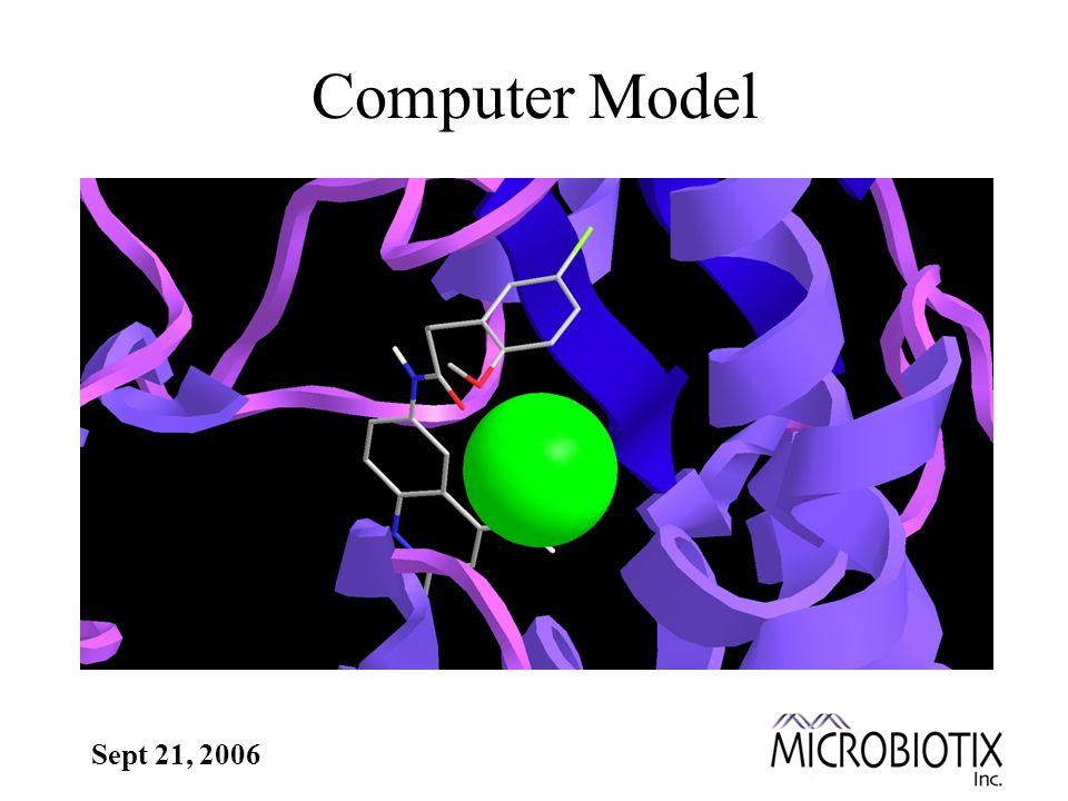 Sept 21, 2006 Computer Model