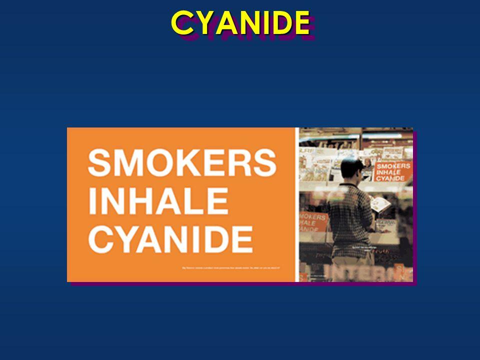 CYANIDECYANIDE