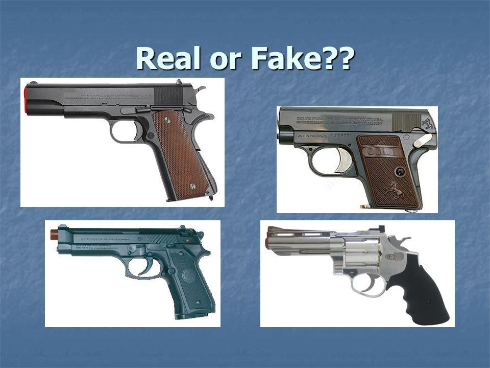 Real or Fake??
