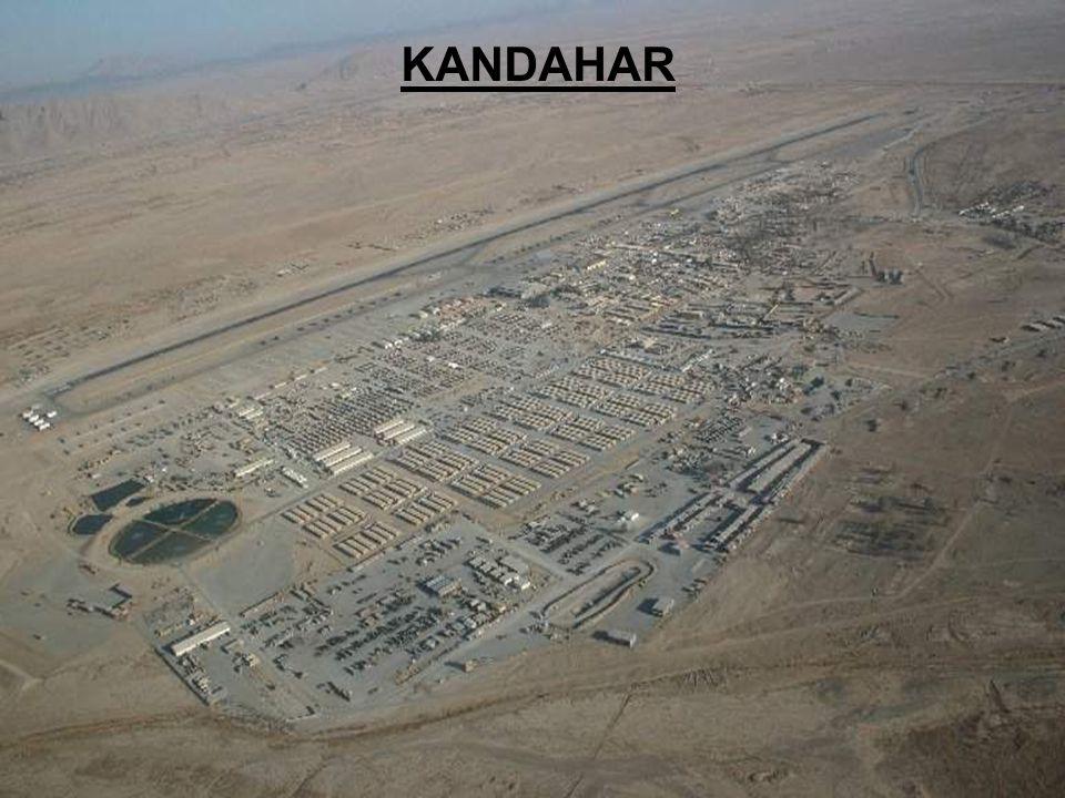 Non Sensitive Information Releasable to the Public KANDAHAR