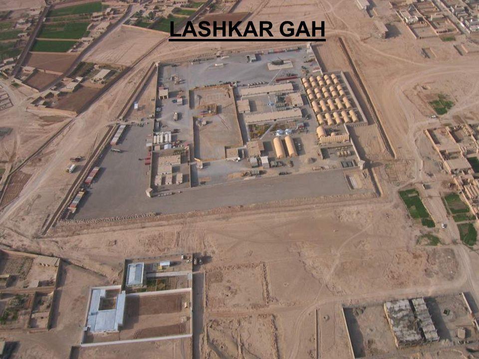 Non Sensitive Information Releasable to the Public LASHKAR GAH