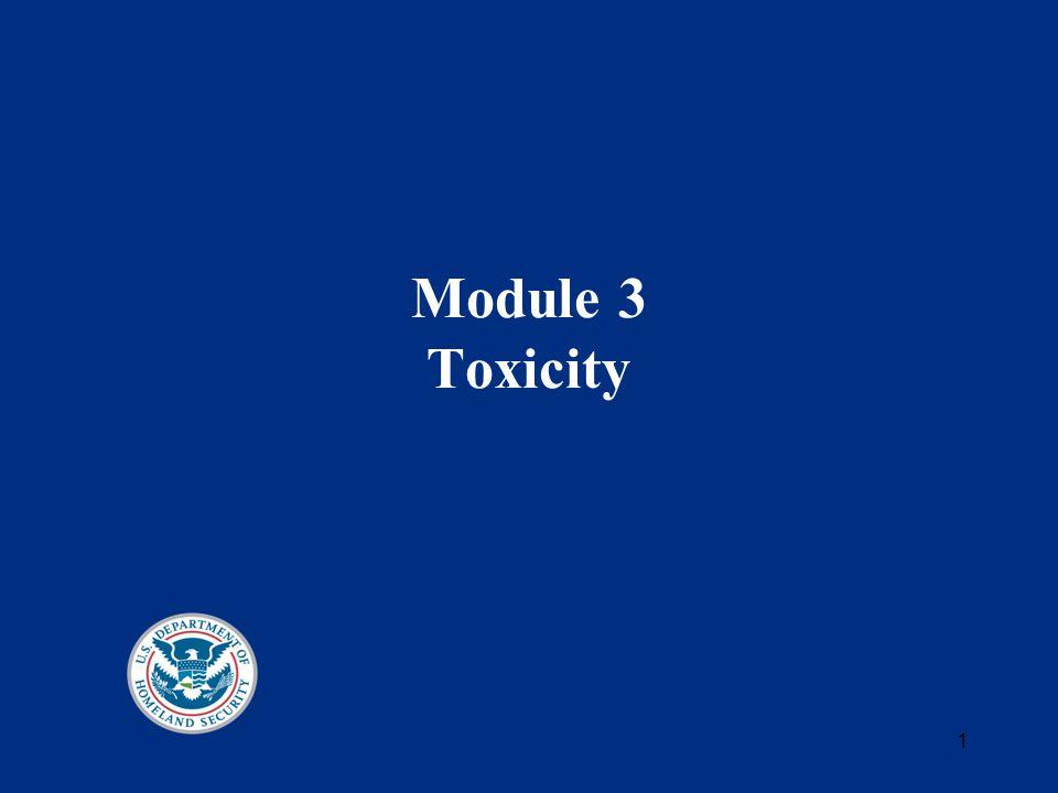 1 Module 3 Toxicity