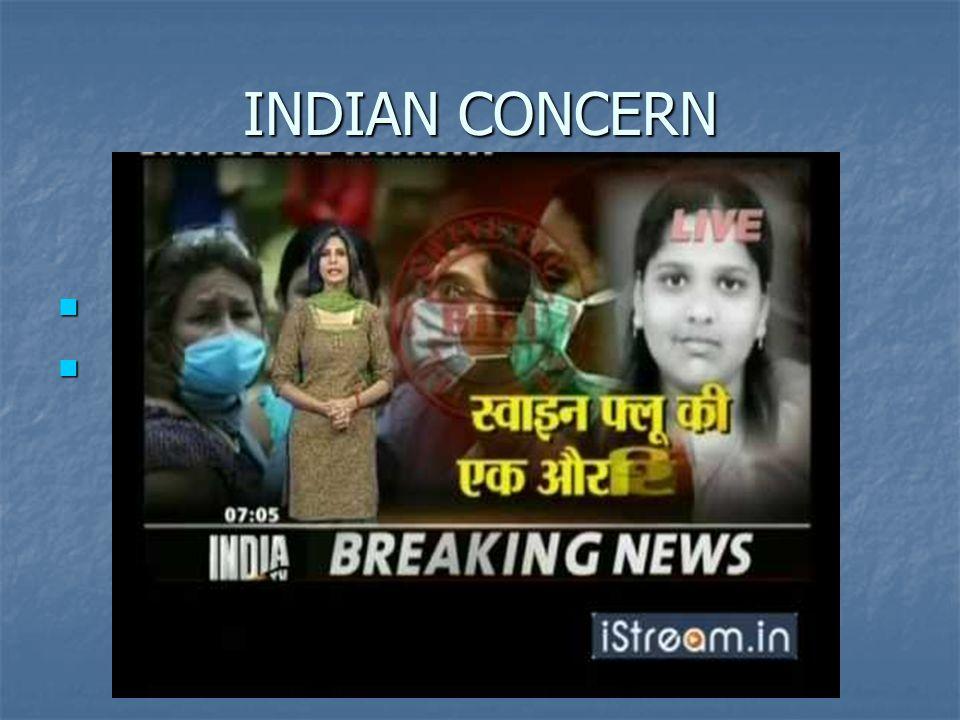INDIAN CONCERN