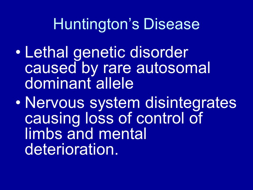 Treatment of PKU All newborns are tested for PKU. Changes in diet can prevent damage.