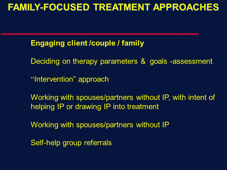 BCT Sobriety Contract Helps the Couple  Reward abstinence  Reduce distrust and conflict  Refrain from punishing sobriety