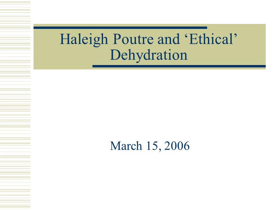 Haleigh Poutre  11 years old, beaten nearly to death in September 2005 by her adoptive mother and stepfather  Within a week, doctors at Baystate Medical Center in Massachusetts diagnosed her as virtually brain dead from an irreversible coma