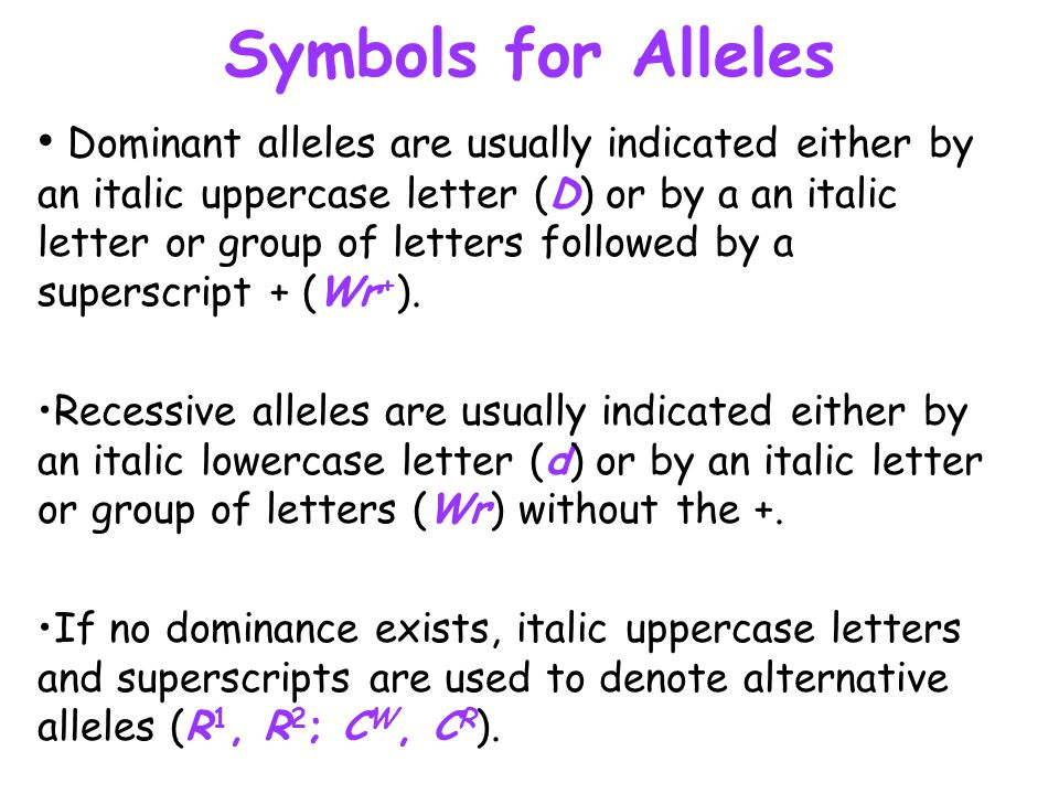 Incomplete Dominance Neither allele is dominant Heterozygotes are a blend of homozygous phenotypes = no distinct expression of either allele F2 phenotypic and genotypic ratios are 1:2:1 Snapdragon/Four o'clock flower color Eggplant color Tay-Sachs disease