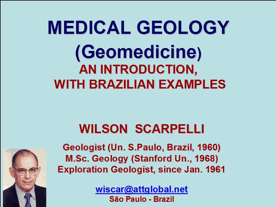 Roda de discussão: regagem@ige.unicamp.br regagem@ige.unicamp.br SUMÁRIO EXECUTIVO PGAGEM (Proposta Preliminar) PGAGEM TRABALHOS TÉCNICOS EVENTOS LINKS ÚTEIS Programa Nacional de Pesquisa em Geoquímica Ambiental e Geologia Médica PGAGEM http://www.cprm.gov.br/pgagem/pgagem.pdf http://home.swipnet.se/medicalgeology/ Medical Geology IGCP project #454 IUGS Special Initiative Brazilian Geological Services - CPRM Programa Nacional de Pesquisa em Geoquímica Ambiental e Geologia Médica SOME OFFICIAL PROGRAMMES