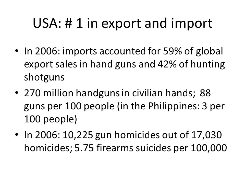 Conclusions Evidence suggests the schizophrenic function of firearms accumulation and proliferation in the hands of civilians Where firearms support clan-based patronage, the element of protection tends to undermine other fundamentals of state Extra-bureaucratic complicity in illegal firearms accumulation and proliferation weakens the coercive power of the state and creates incentives for sustained proliferation Civilian gun holders selectively use violence for their own interest and protection including evasion of state authority
