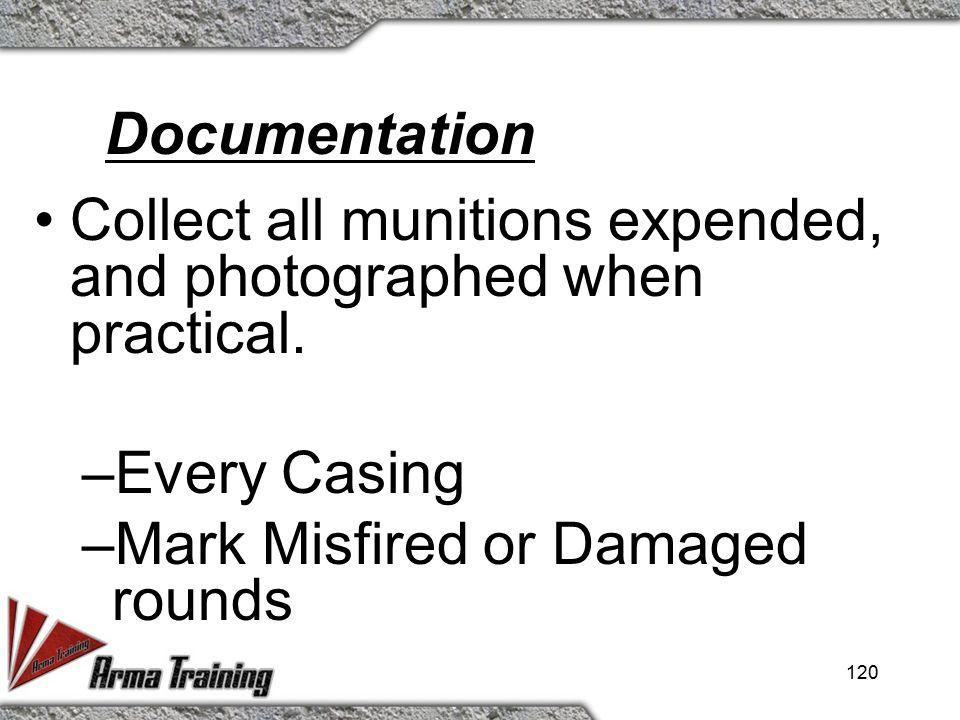 Chapter 8 Documentation