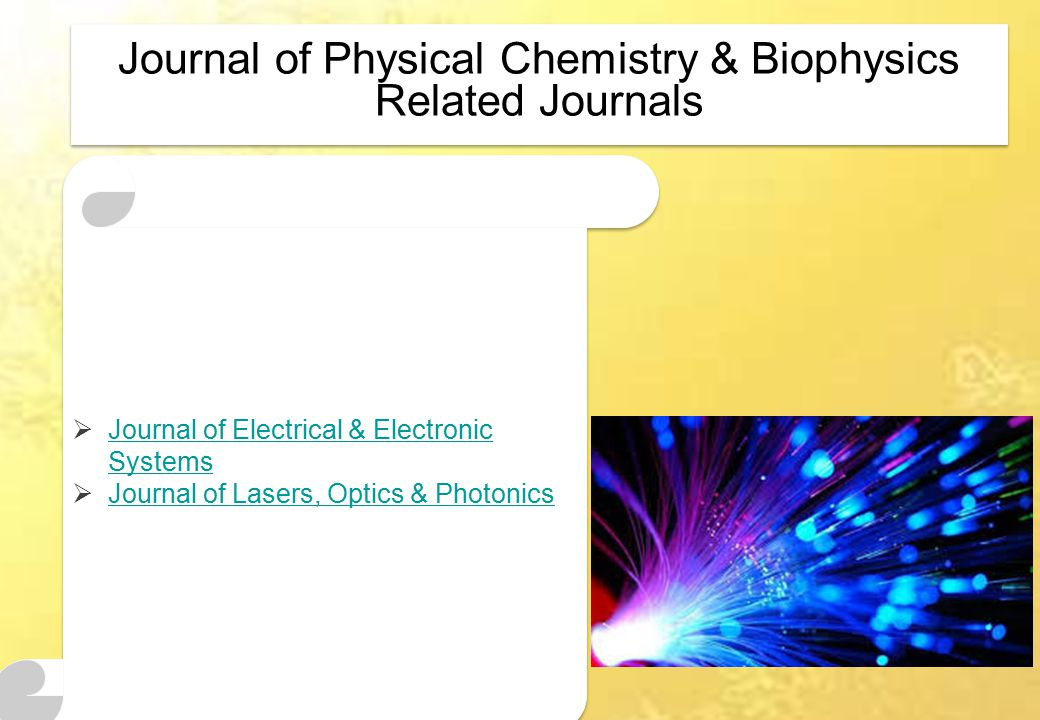 CAMPUS BIO-MEDICO UNIVERSITY OF ROME www.unicampus.it Journal of Physical Chemistry & Biophysics Related Journals  Journal of Electrical & Electronic Systems Journal of Electrical & Electronic Systems  Journal of Lasers, Optics & Photonics Journal of Lasers, Optics & Photonics  Journal of Electrical & Electronic Systems Journal of Electrical & Electronic Systems  Journal of Lasers, Optics & Photonics Journal of Lasers, Optics & Photonics