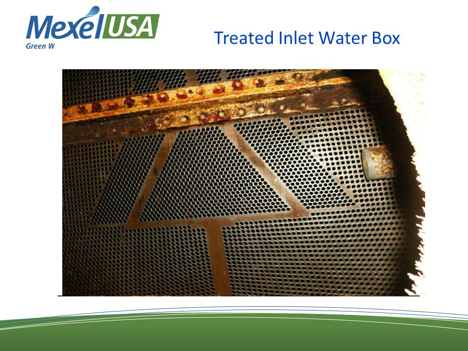 Treated Inlet Water Box