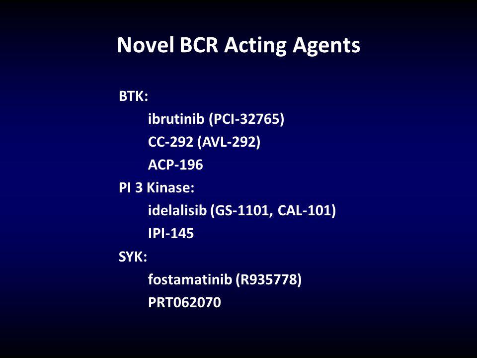 CLL Patients Treated with Idelalisib 150 mg BID Brown J. ASCO 2013 ALC SPD