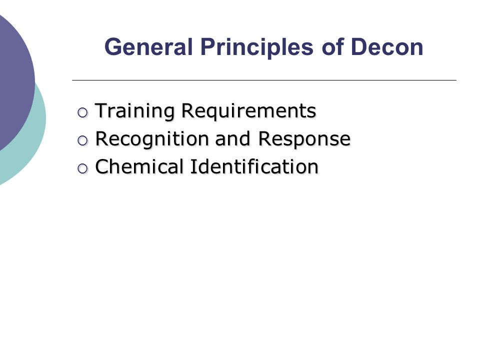 Terms and Definitions  Ionizing Radiation  Protection  Contamination vs. Exposed