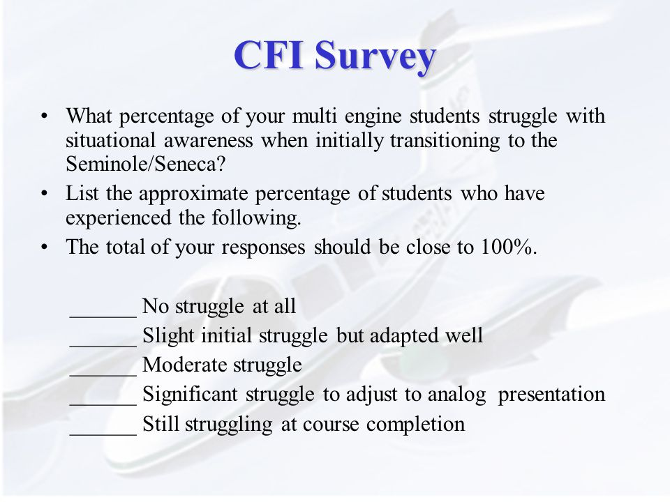 CFI Survey On a scale of 1 to 5, with 1 being the least important and 5 being the most, how important is it for WMU graduates to have –An all glass exposure12345 –An all analog exposure12345 –A mixed glass/analog exposure12345