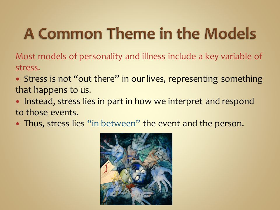 Answer to question, Where does the person typically place the blame when things go wrong? .