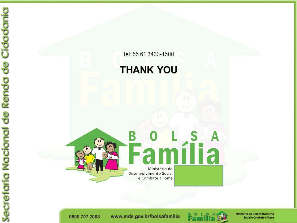 Tel: 55 61 3433-1500 THANK YOU