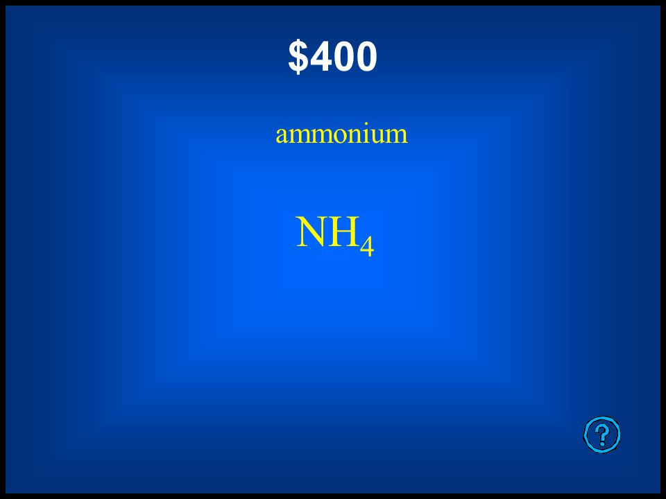 $2000 Non metals Elements that tend to gain electrons easily are called