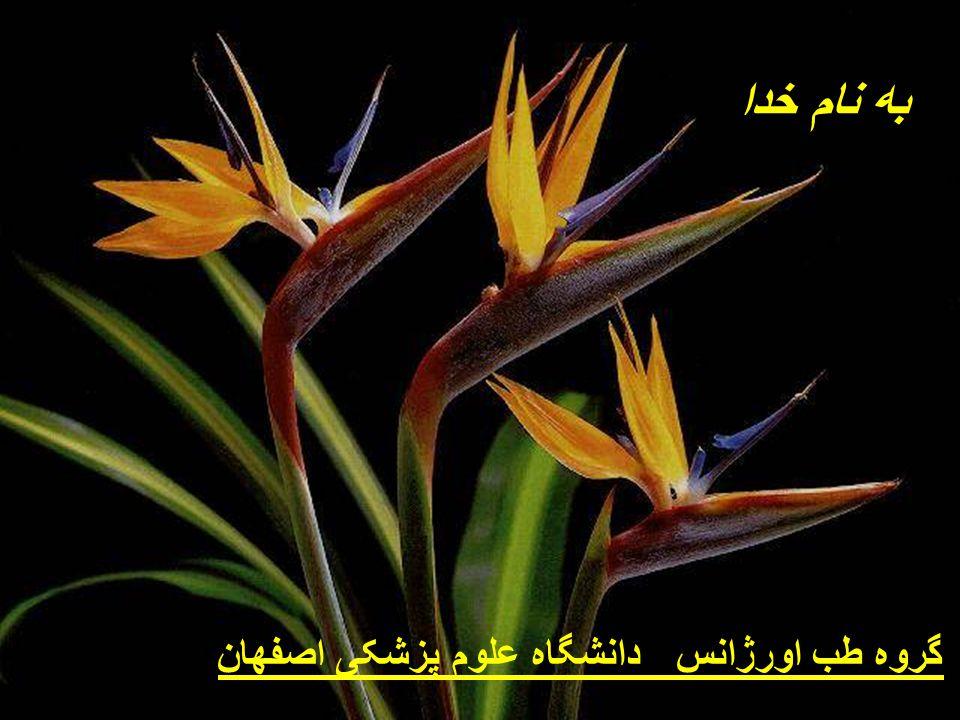 به نام خدا گروه طب اورژانس دانشگاه علوم پزشکی اصفهان