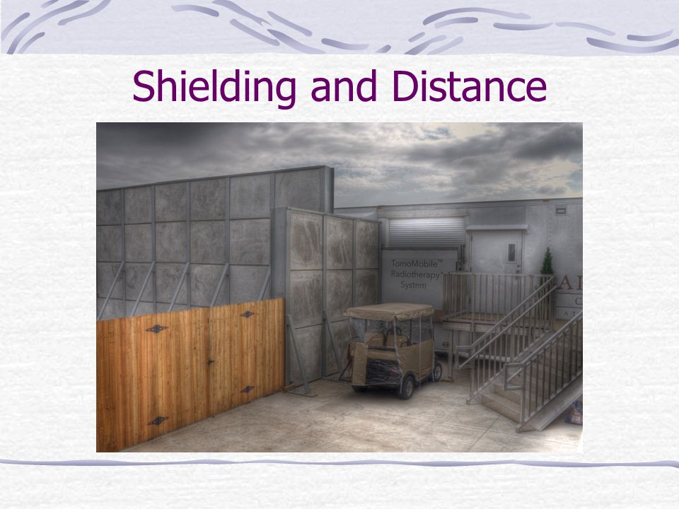 Shielding and Distance