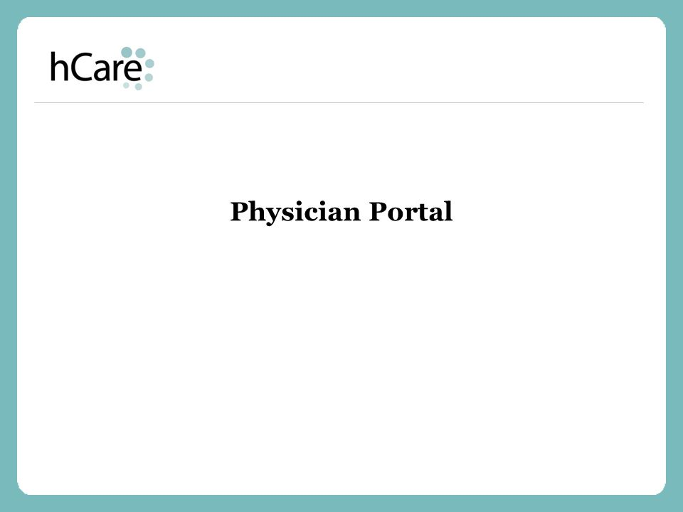 Filter Criteria - Android and Apple users have the ability to combine filter criteria in clinical modules.