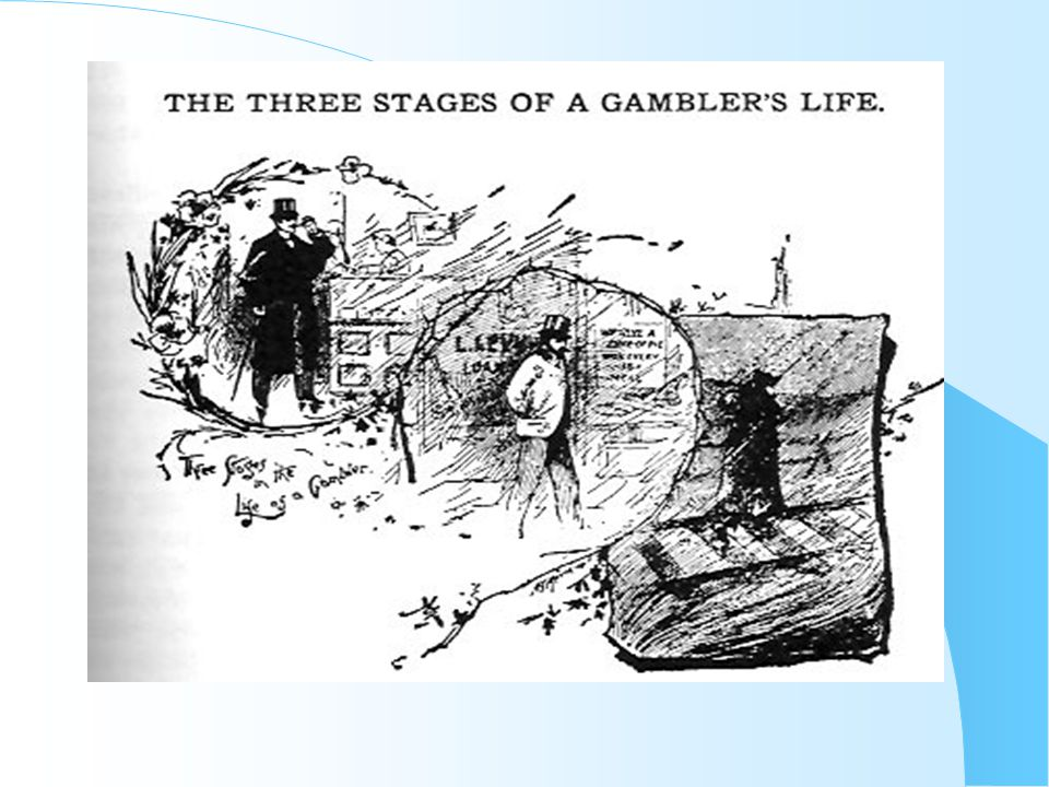 Skip to early 20 th Century Gambling and Gambling Devices: An Educational Exposition Designed to Instruct the Youth to Avoid All Forms of Gambling John Philip Quinn Published in 1912 Quinn outlined the religious argument against gambling.