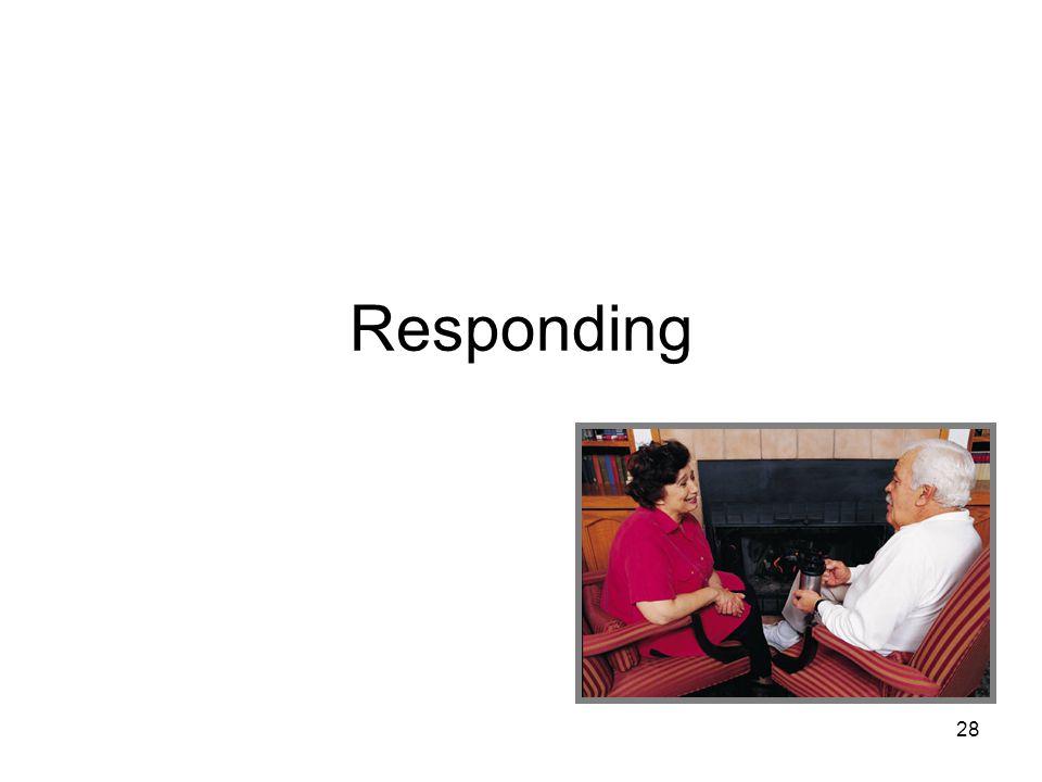 Responding 28