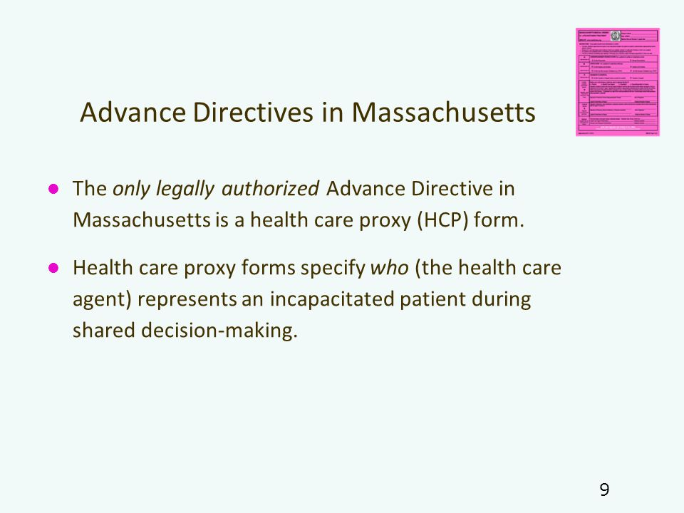 Massachusetts Massachusetts Medical Orders For Medical Orders For