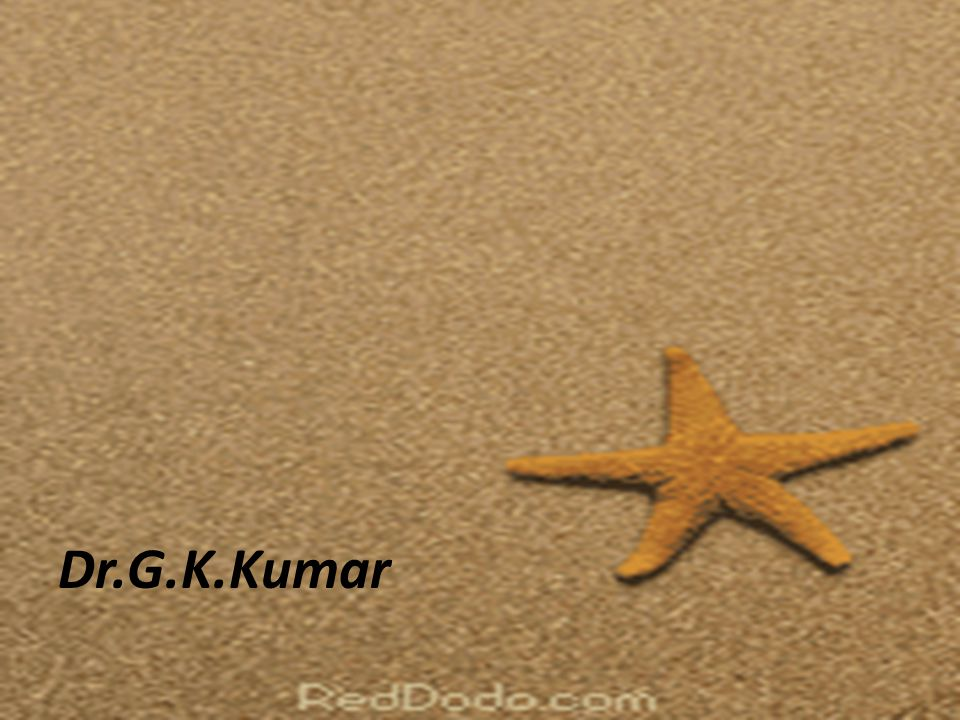 49 Dr.G.K.Kumar