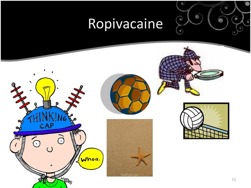Ropivacaine 51