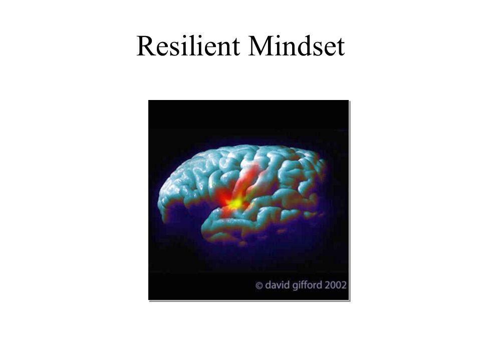 Resilient Mindset