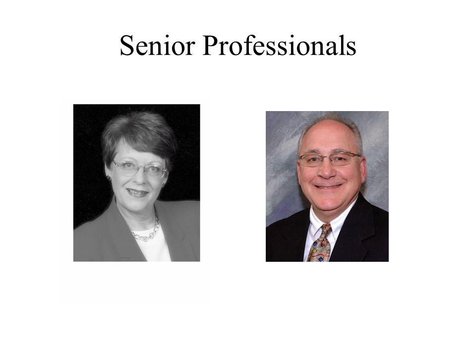 Senior Professionals