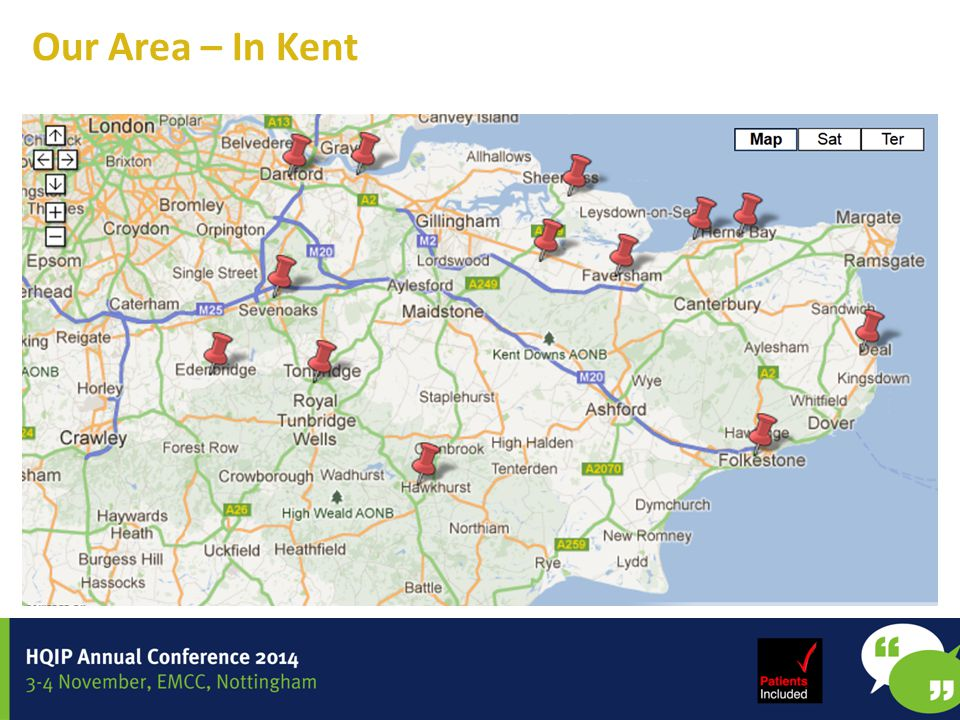 Our Area – In Kent