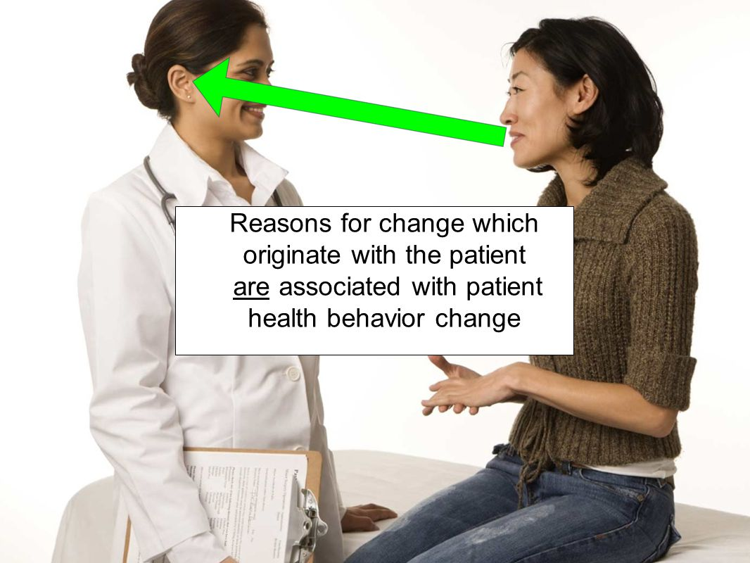 Reasons for change which originate with the patient are associated with patient health behavior change