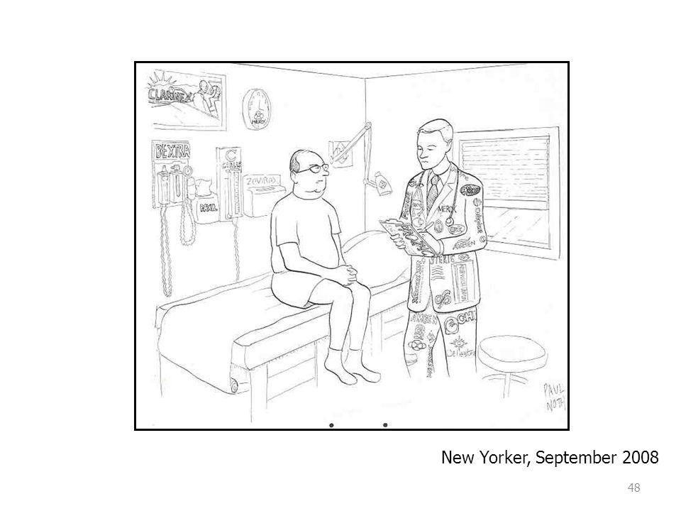 48 New Yorker, September 2008