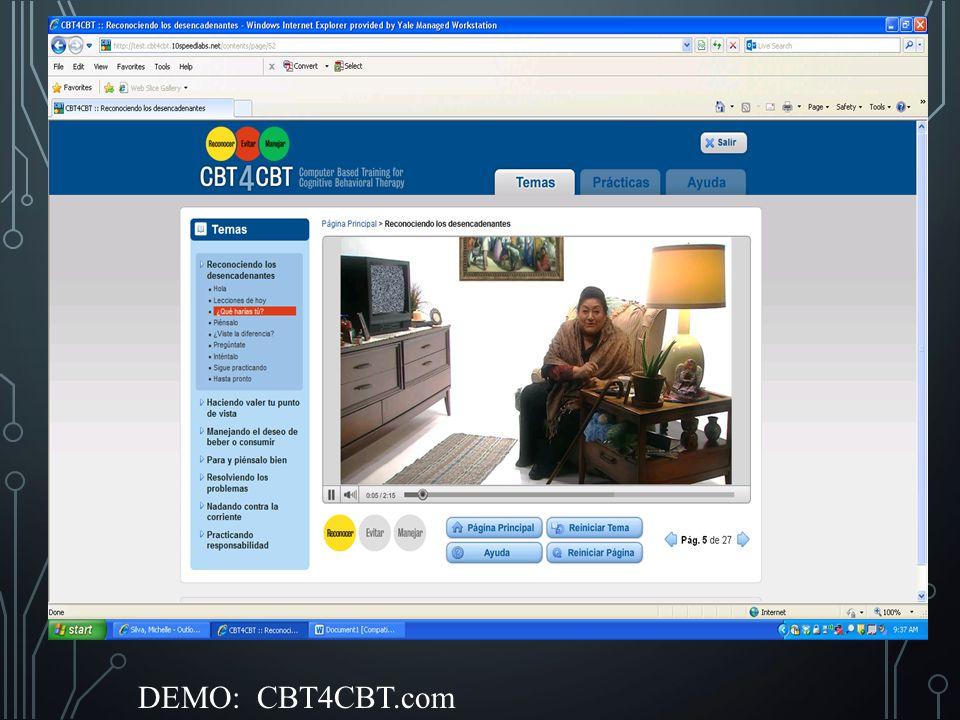 DEMO: CBT4CBT.com