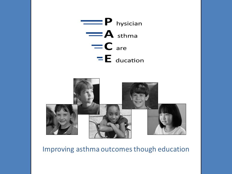 Improving asthma outcomes though education